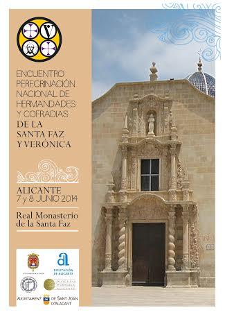 Encuentro Peregrinación nacional de Hermandades y cofradías de la Santa Faz y Verónica