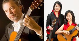 Manuel Barrueco / Beijing Guitar Duo. Master de Guitarra Clásica