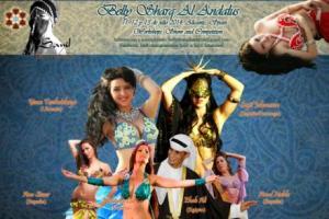 Festival de danza y cultura árabe. @ LAS CIGARRERAS