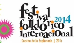 Festival Folclórico Internacional 2014 @ Concha de la Explanada