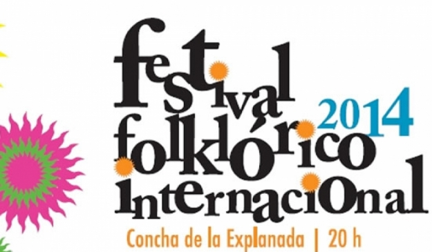 Festival Folclórico Internacional 2014