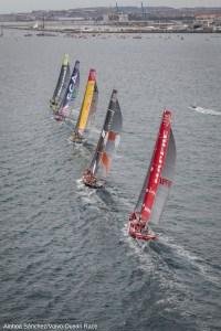 Etapa 1 Començament de l'eixida de la Volvo Ocean Race 2017/18 @ RACE VILLAGE ALICANTE | Alicante | Comunidad Valenciana | España