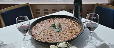 Gastronomía Alicante