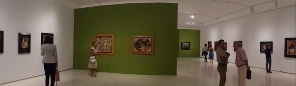 Colección Cubista de Telefónica en el MACA