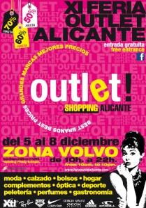XI Feria Outlet Alicante @ Zona Volvo. Puerto de Alicante