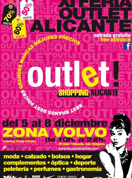 XI Feria Outlet Alicante