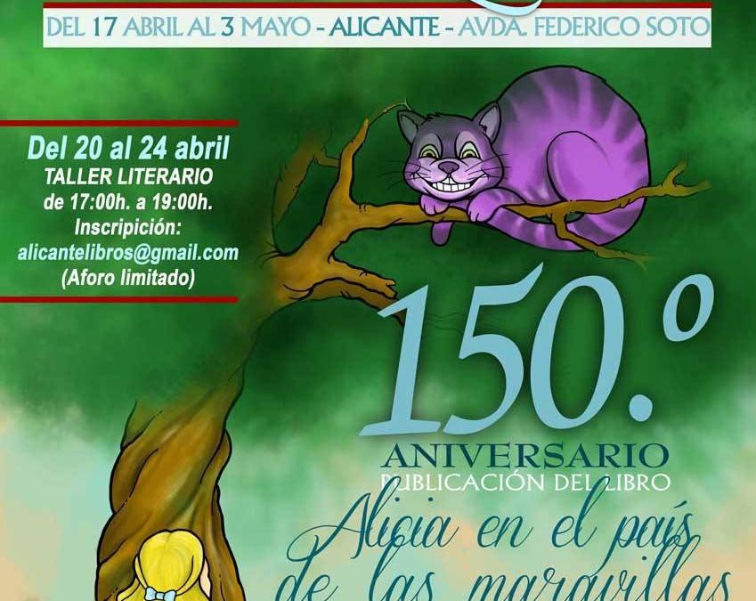 XLV Feria del Libro de Alicante. Del 17 de Abril al 3 de Mayo 2015