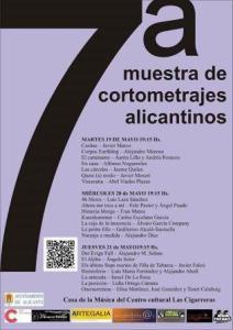 VII Muestra de cortometrajes alicantinos @ Las Cigarreras | Alicante | Comunidad Valenciana | España