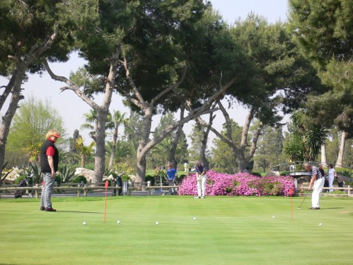 Play golf in Alicante. The favourite destination for golf lovers