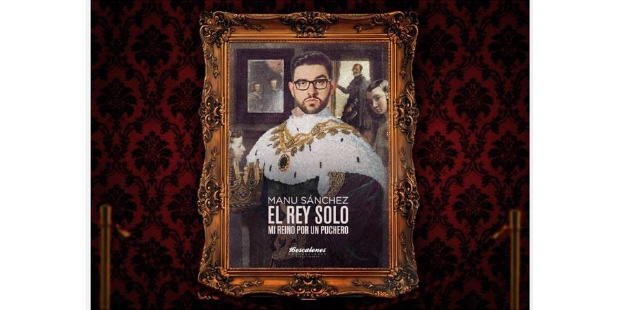 El Rey solo. Mi reino por un puchero. Teatro del Mediterráneo 2015