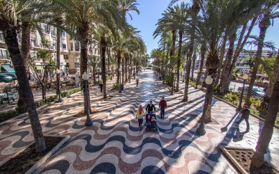 96 propostes participen en el concurs per a la creació de la nova imatge de marca turística d'Alacant