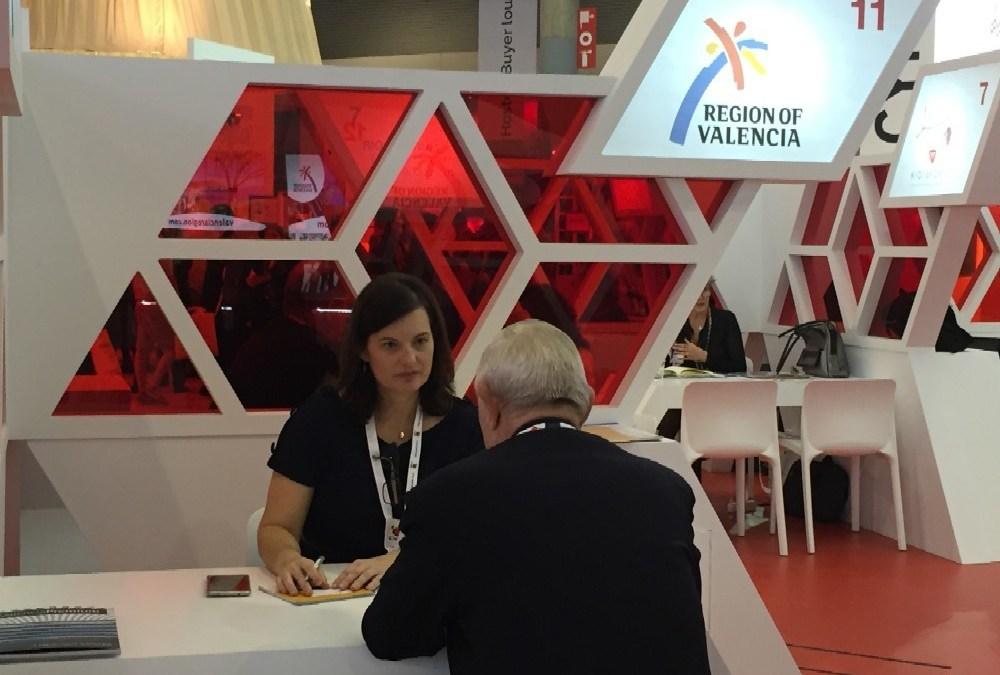 El Alicante Convention Bureau participa junto con una amplia representación de sus socios y el apoyo de la Asociación Provincial de Hoteles (APHA) en la feria IBTM, certamen especializado en el sector MICE ( Meetings, Incentives, Conferences and Exhibitions )
