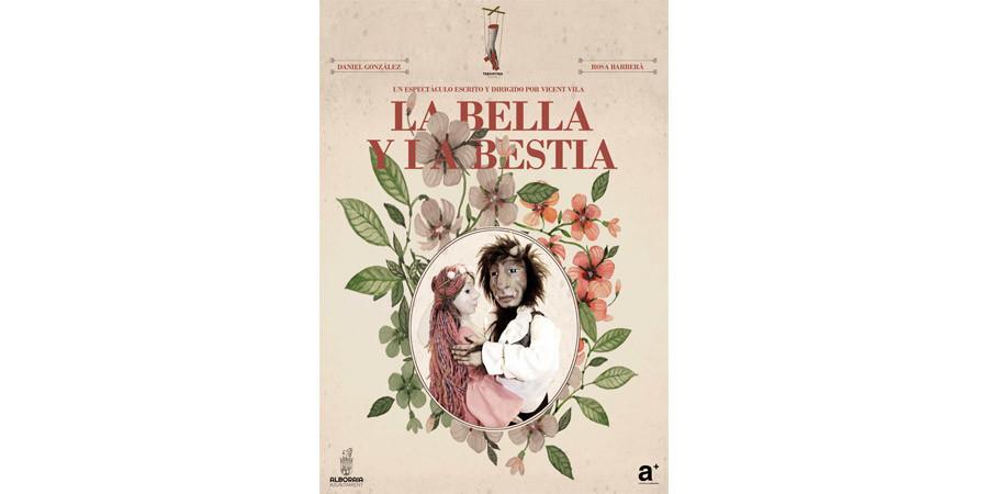 La Bella y la Bestia. Teatro del Mediterráneo
