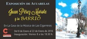 Exposición de Juan Pérez Morote en Las Cigarreras @ Cigarreras  | Alicante | Comunidad Valenciana | España