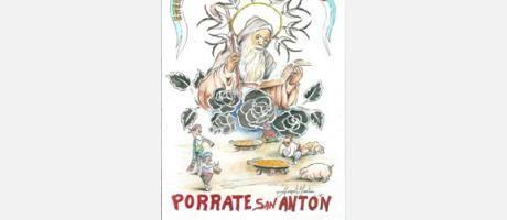 Porrate de San Anton 2016. Fiestas tradicionales de Alicante