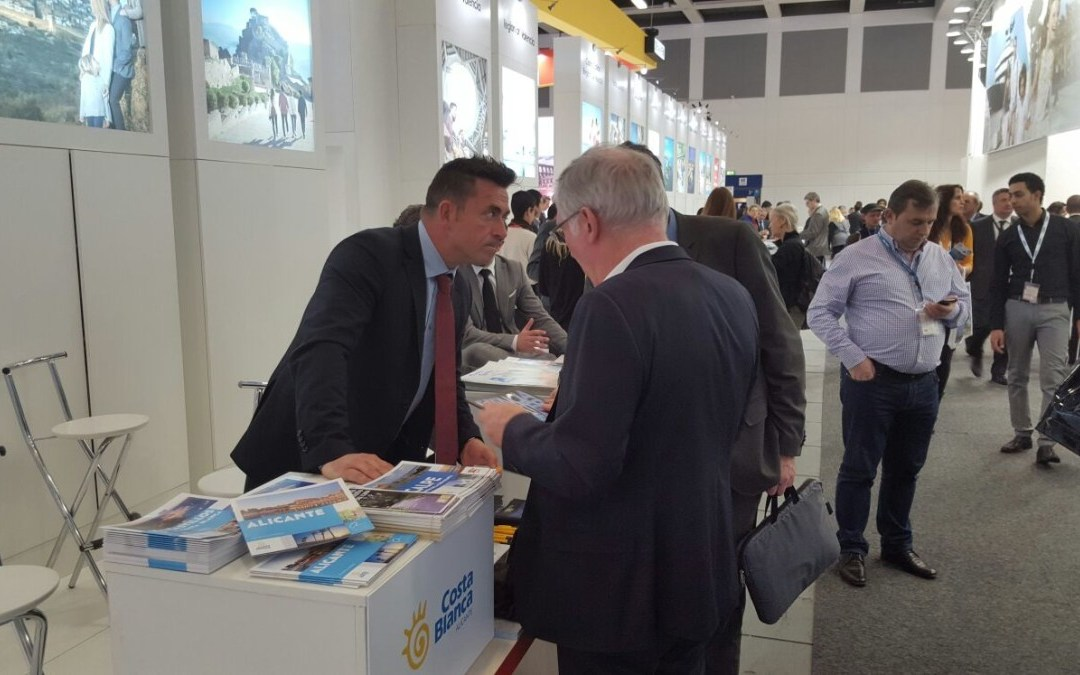 Alicante City Beach participa en la feria ITB Berlin 2016