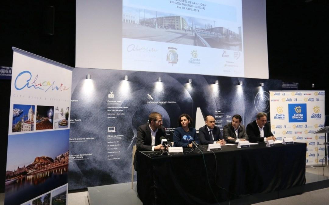 Alicante exportará les Fogueres de Sant Joan a Gotemburgo
