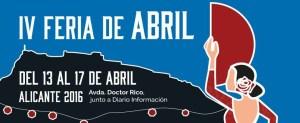 IV Feria de Abril en Alicante @ Avenida Doctor Rico | Alicante | Comunidad Valenciana | España