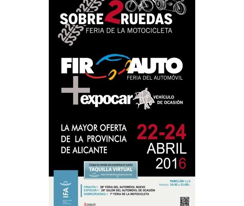Firauto Feria del Automóvil y Expocar en IFA