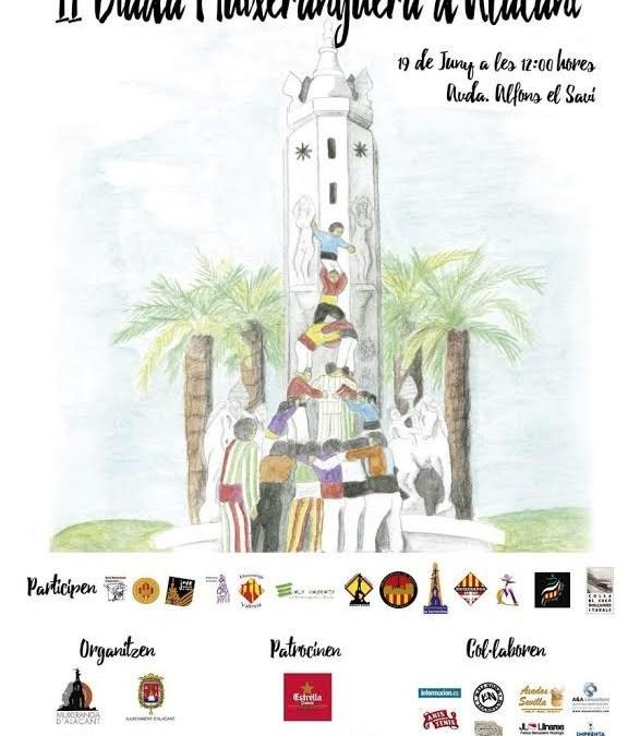 II Diada Muixeranguera d'Alacant