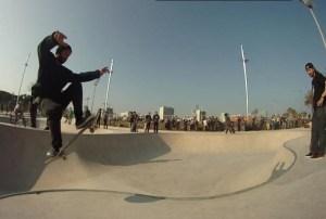 EXHIBICIÓN EN EL SKATE PARK DE PLAYA DE SAN JUAN @ Skate Park playa de San Juan | Alicante | Comunidad Valenciana | España