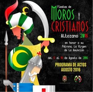 moros y cristianos altozano 2016 alicante