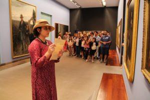 VISITA TEATRALIZADA a la exposición EL SIGLO XIX EN EL MUBAG @ Museo MUBAG   Alacant   Comunidad Valenciana   España