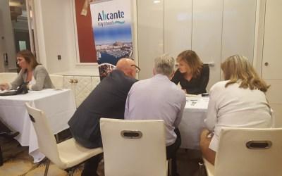 Alicante participa en dos presentaciones de destino dirigidas a profesionales turísticos en Belfast y Dublin