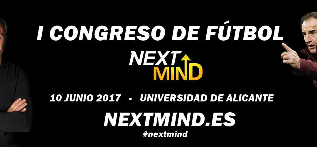 I Congreso de Fútbol Next Mind
