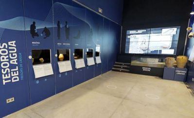 museo de aguas pozos de garrigos alicante spain