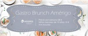 GASTRO-BRUNCH EN HOTEL AMÉRIGO @ Hotel Hospes Amerigo