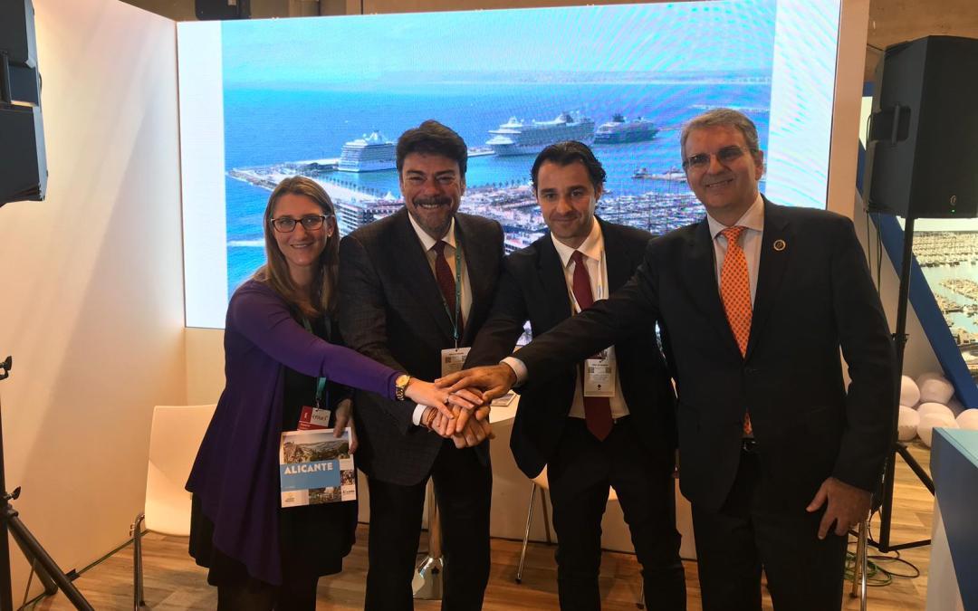 La ciudad de Alicante acogerá un importante evento para impulsar el turismo de cruceros