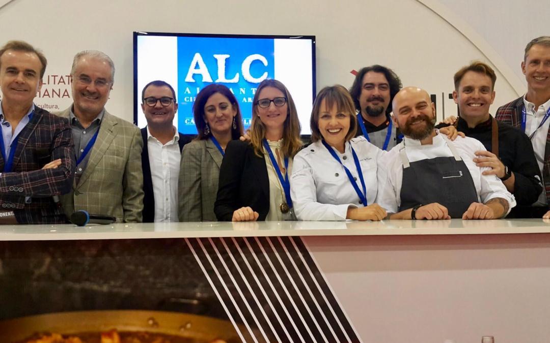 """La marca """"Alicante ciudad del arroz"""" propone la creación de un distintivo de calidad"""