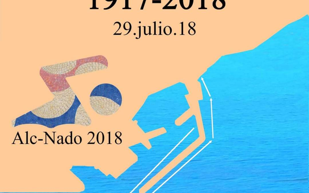 El domingo 29 de julio vuelve a la playa del Postiguet una de las travesías a nado más antiguas de toda España