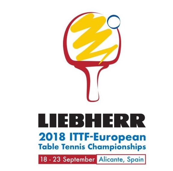 Cuarenta y cuatro países disputarán en Alicante el Campeonato Europeo de Tenis de Mesa del 18 al 23 de septiembre