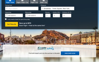 Discover Alicante city with Expedia and live an endless summer.