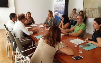 Turismo reúne a la mesa Alicante Ciudad del Arroz para promover la gastronomía de la ciudad