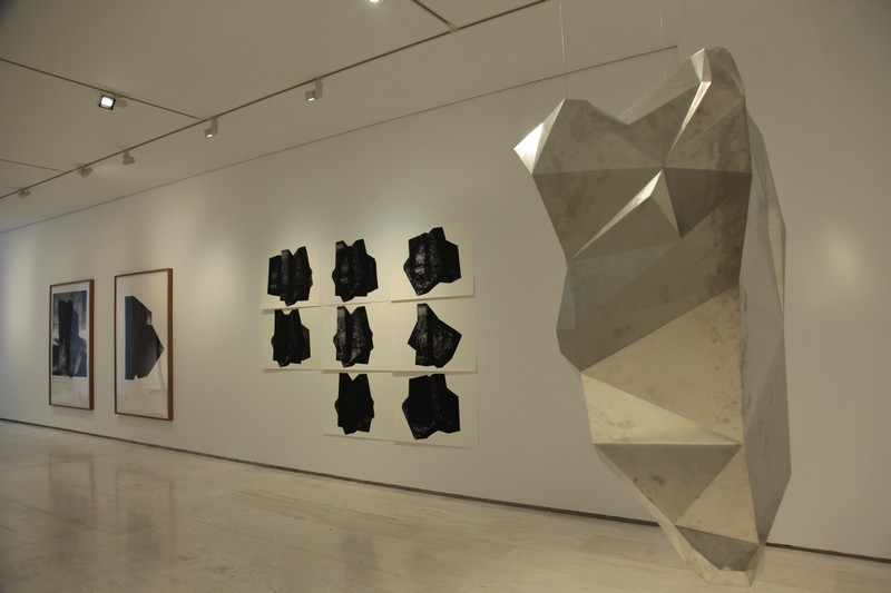 """Exposición temporal """"Escala de grises"""" con fondos de la Colección Fundación Caja Mediterráneo"""