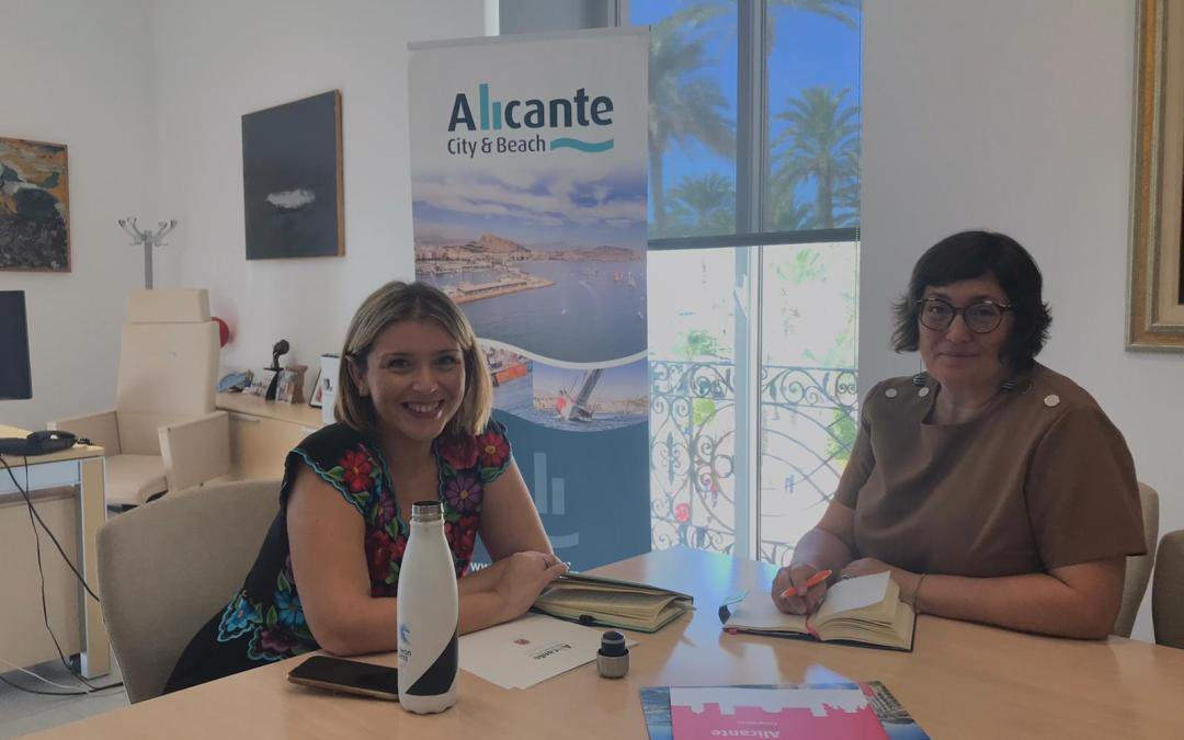El Patronato de Turismo pide a la Conselleria de Innovación ser la base de los Congresos Tecnológicos