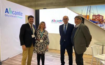 """El Ayuntamiento y la Universidad de Alicante presentan la marca """"Alicante Love Spanish"""" para impulsar el turismo idiomático en FITUR"""
