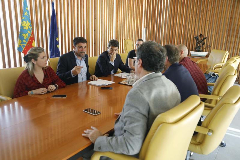 Medidas adoptadas por el Ayuntamiento de Alicante frente al #Coronavirus: Se suspende los actos donde se prevén grandes aglomeraciones y la asistencia de personas de riesgo