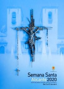 Cartel Semana Santa Alicante 2020