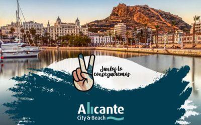 El Ayuntamiento de Alicante presenta la imagen de la campaña de relanzamiento del turismo