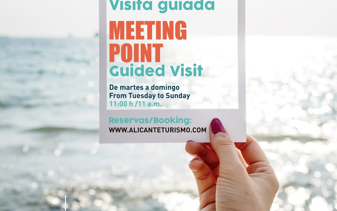 Free guided walking tours with Alicante City Tourist Board