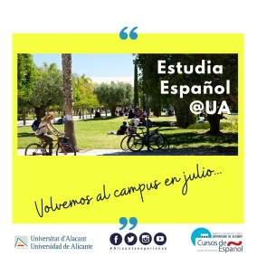 Vuelta al Campus- CSI Universidad de Alicante