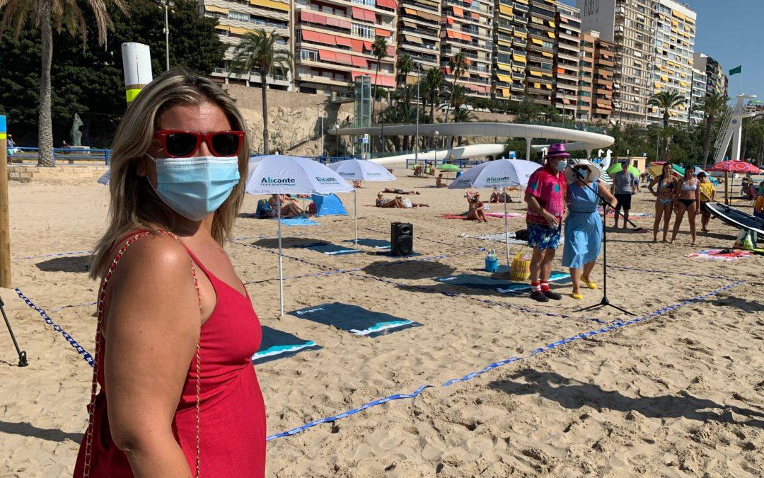 Turismo lanza una campaña de concienciación sobre las medidas de seguridad y prevención en las playas