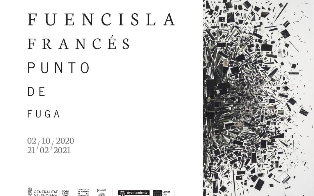 Exposición. «Fuencisla Francés. Punto de fuga» en LA LONJA