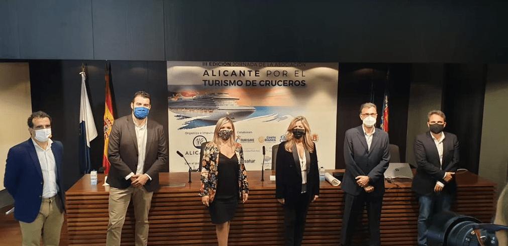 Alicante acoge la III Jornadas de la Asociación por el Turismo de Cruceros
