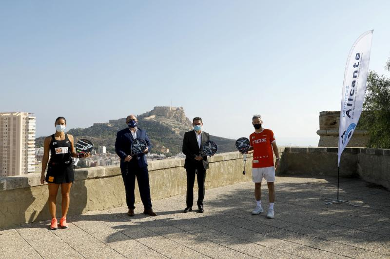 El World Padel Tour consolida a Alicante como destino de deportes de élite