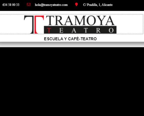 ESCUELA DE TEATRO LA TRAMOYA 2020-2021 @ LA TRAMOYA | Alicante (Alacant) | Comunidad Valenciana | España